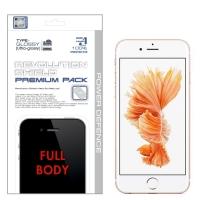 레볼루션쉴드 프리미엄팩 전신보호방탄필름 아이폰6S