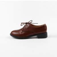 Classy deep color loafer