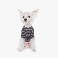 Casual Stripe T-shirt (Grey/Oatmeal)