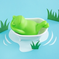 Relax Bath Light - Frog (개구리)