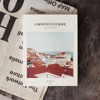 A MONTH IN EUROPE 다이어리 ver.4
