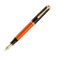 펠리칸 M800 스페셜에디션 번트오렌지(Burnt Orange) 만년필