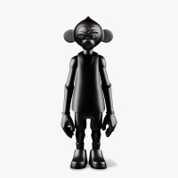 EPICASE Art Figure Mono black