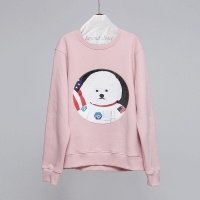 [JAPAN EDITION]NEW APOLLO DOG PATCH SWEAT SHIRT WINTER VER