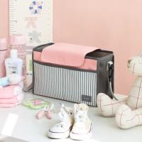 코니테일 베이비 백인백 솔리드 - 핑크 (기저귀가방)