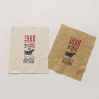 S/ 1컷] Vintage post oil washing cut_1968(2도)
