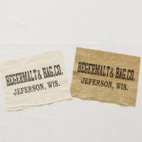 S/ 1컷] Vintage post oil washing cut _HEGERMALT&BAG(단도)