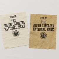 S/ 1컷] Vintage post oil washing cut_SOUTH CAROLINA(단도)