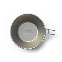 [내셔널지오그래픽] Titanium Sierra Cup NG NHC507