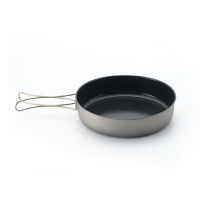 [내셔널지오그래픽] Titanium Frying Pan NG NHS506