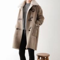 soft mustang coat