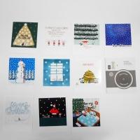 Merry polaroid Set