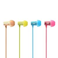 [ICON] H1 이어폰 - 캔디컬러 미니사이즈의 통화가능한 이어셋
