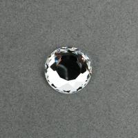 원형 큐빅장식(20mm)