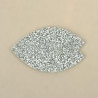 골드실버 개구리 잎사귀_55mm
