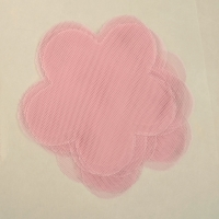 로벨리아 망사 꽃잎_110mm(11장 묶음)