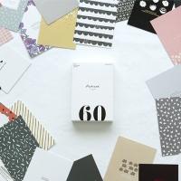 [Deco] 2015 BEST DESIGN POST CARD 60