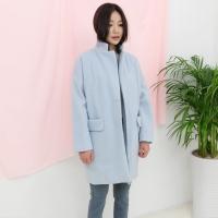 soft simple coat