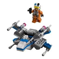 [레고 스타워즈] 75125 마이크로 저항군 X-윙 전투기™