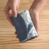 페이즐리-카드지갑만들기
