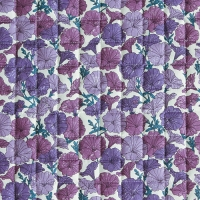 [Fabric] 2.5사각퀼팅_ Morning glory pattern Cotton Quilting