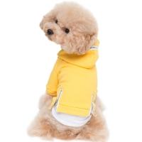 vintage hoodie - yellow