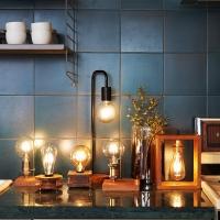 더루나 에디슨 LED 램프