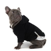 vintage hoodie - black