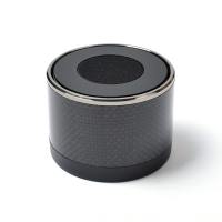 [Mooas] 무아스 리얼카본 블루투스 스피커 / Real Carbon Speaker