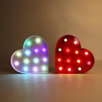 하트 LED조명
