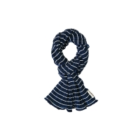 STRIPE STOLE (navy)