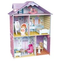 [K1201h] 꼬마화가의 인형의 집