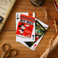 [Disney] Vintage_PLAYING CARDS