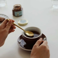 Matt gold - 04 Tea spoon