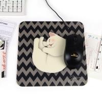 Choo choo mouse pad