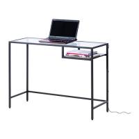 이케아 VITTSJO 노트북 테이블_(701008079)