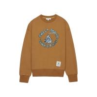 [HNK] Sweet More Spangle Sweatshirt(CAMEL)_(363620)