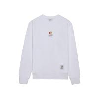 [HNK] Chest Sweet Point Sweatshirt(WHITE)_(363615)