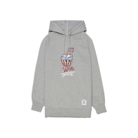 [HNK] USA Sweets Hoodie Long Pullover(GREY)_(363575)