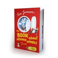 [다락룸] The Book about Moomin, Mymble and Little My