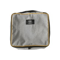 travel storage bag gray