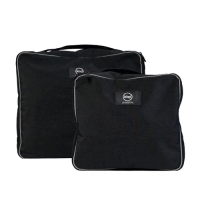 travel storage bag black