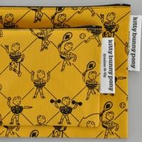 CA mustard pouch