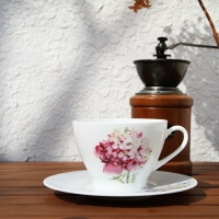 이다스프링 커피잔 6Pcs(받침포함)
