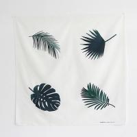 [Fabric] 초대형 Stamp Leaf 리빙컷트지 4in1 cotton