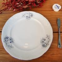 프리데리카 화이트골드 그릇大 2Pcs