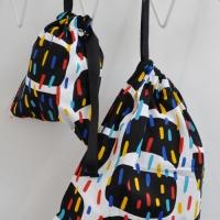 storage bag halfmoon by Sara Castro Monteiro