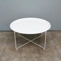 소프시스 메탈 라운드 테이블 700