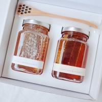 당산나무벌꿀 벌집꿀 2종 추석 선물세트