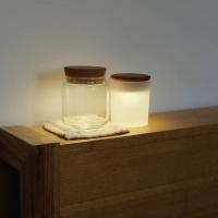 CAMP cork : CAP LAMP 충전식 포터블 LED 조명 코르크버전